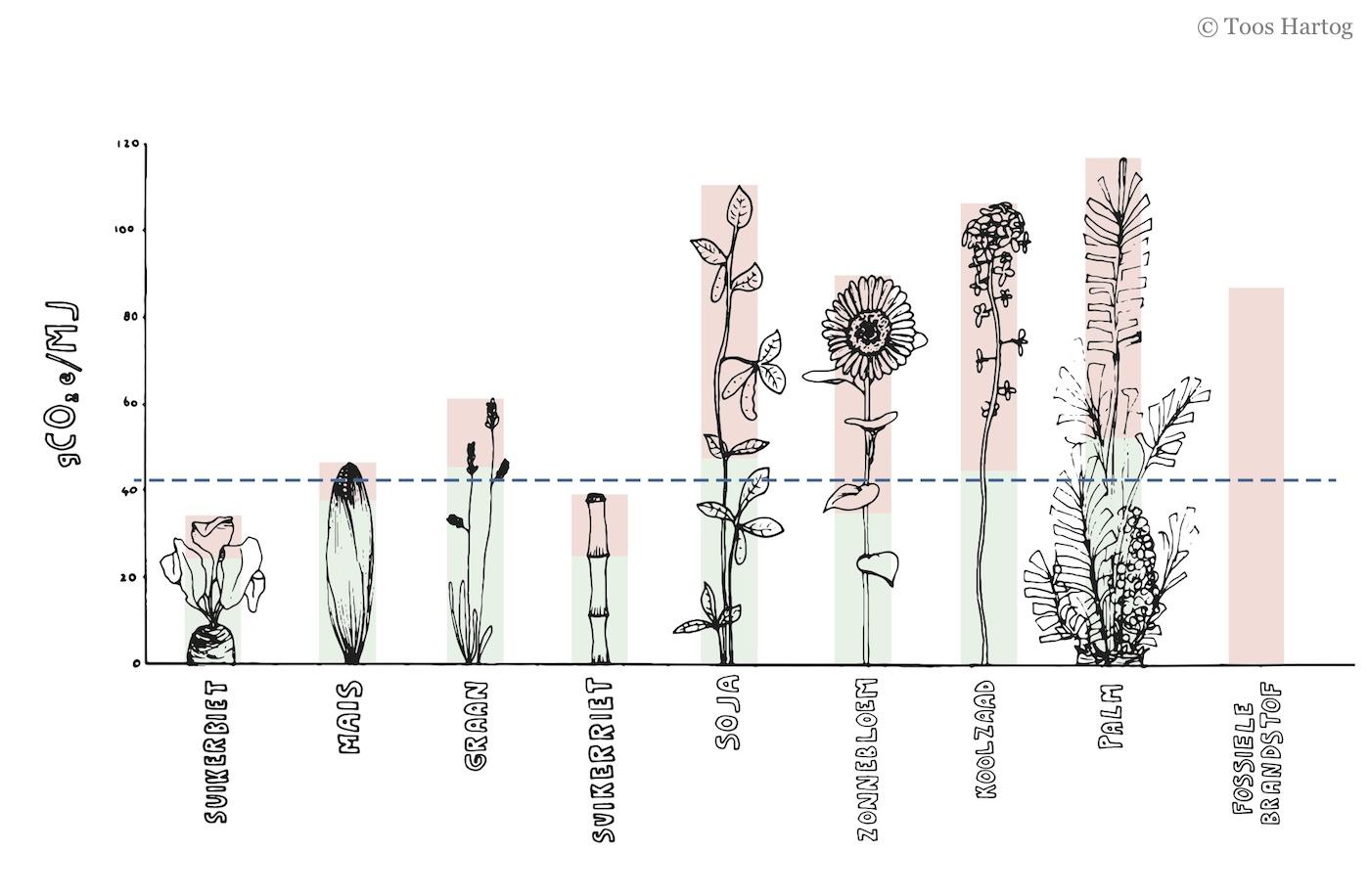 Iluc-figuur bio-based